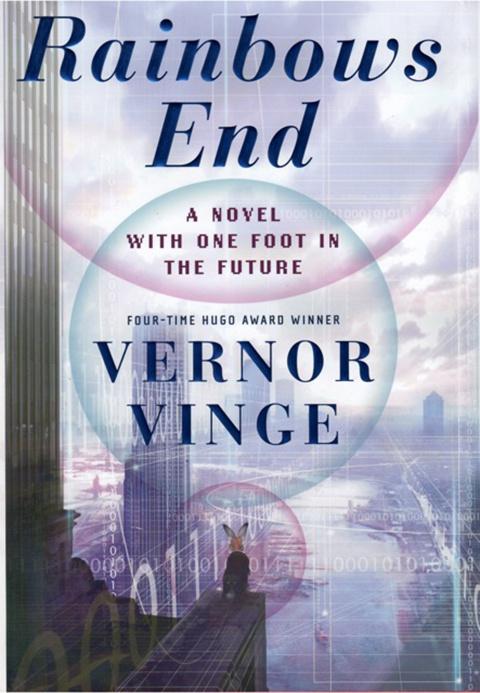 Vernor Vinge: A szivárvány tövében.                         Robert Gu, egykor világhírű költő volt