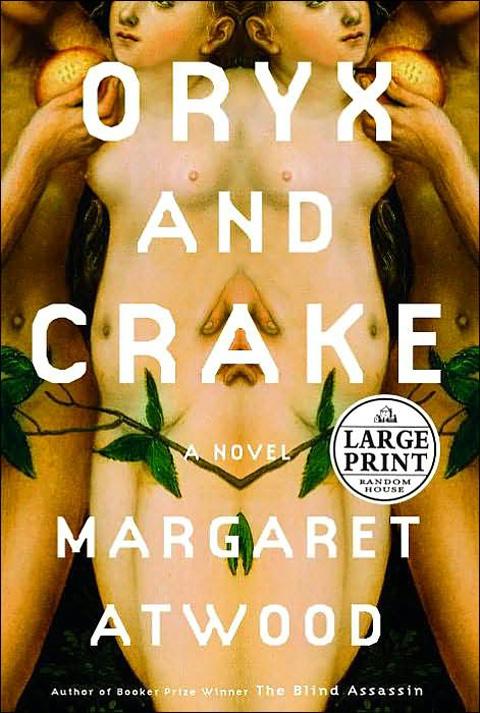 Margaret Atwood: Guvat és Gazella.                         Margaret Atwood áradó fantáziával képzeli el a közeljövőt, amikor a kiváltságos kevesek a tudományos városaikban kedvükre alakítgatják az emberek és állatok génjeit, s közben a többség kaotikus plebsztelepeken éli egyre nyomorúságosabb életét…