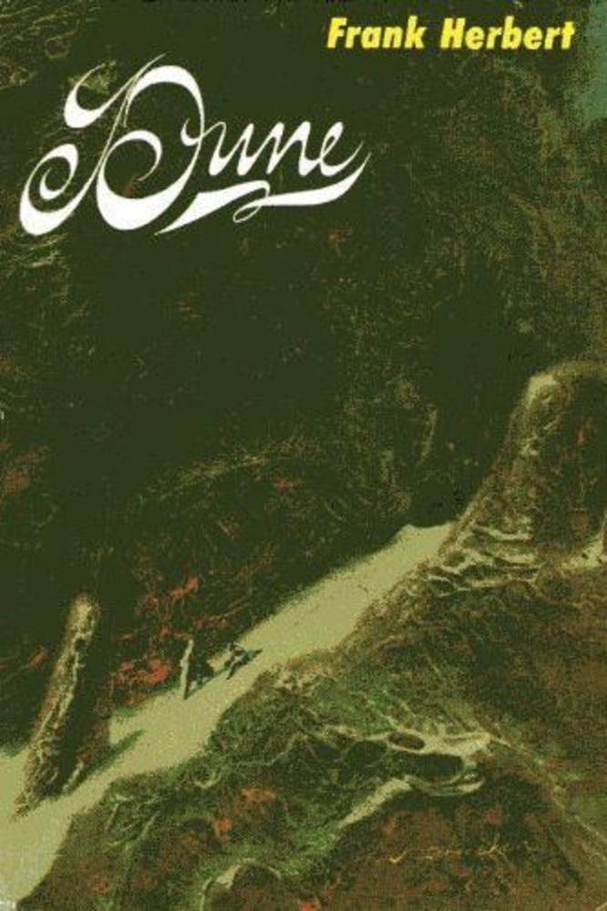 Frank Herbert: A Dűne.                         Minden idők egyik legsikeresebb sci-fi regénye, amelyből éppen a Szárnyas fejvadász 2049 és az Érkezés rendezője forgat filmet Magyarországon
