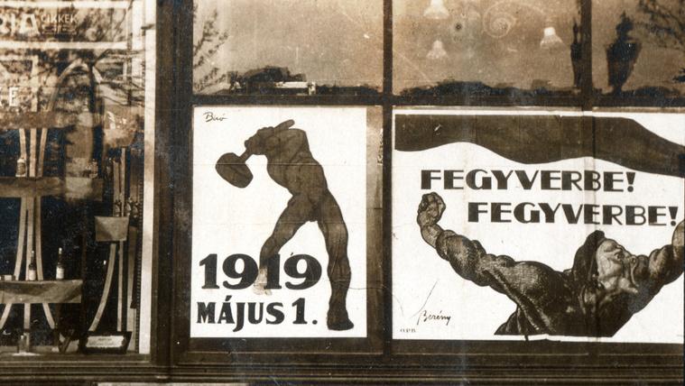 100 éve kezdődött a Tanácsköztársaság