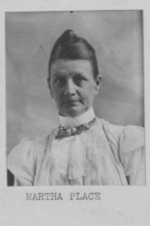 Martha M. Place