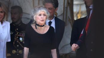 Degenerált vadembereknek nevezte egy francia sziget lakóit Brigitte Bardot