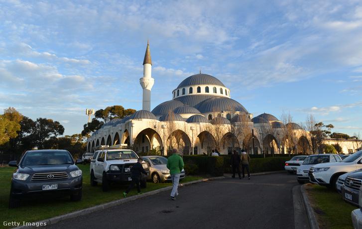 Az Eid al Adha mecset Melbourne-ben