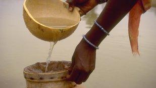 A víz az új arany