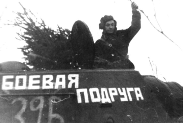 Oktyabrszkaja a Harcoló barátnőn