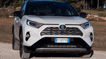 Toyotákat árulhat a Suzuki Európában