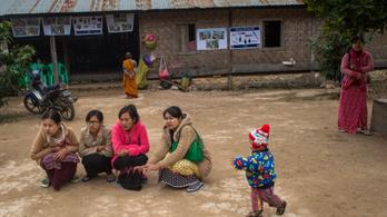 Mianmarból vásárolnak maguknak feleséget a kínai férfiak