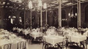 A legendás Grand Hotel Hungaria