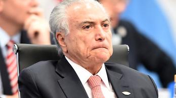 Letartóztatták Brazília előző elnökét