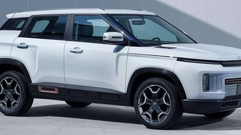 Elkészült a szögletes kínai Volvo