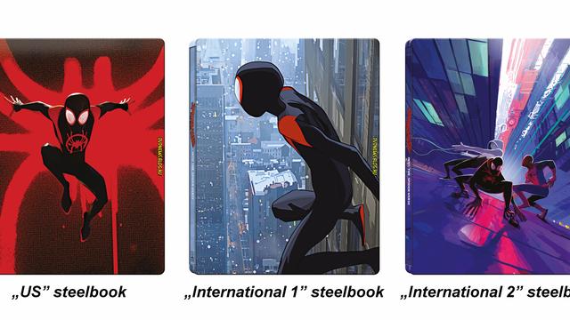 Nyolcféle kiadásban jön a Pókember - Irány a Pókverzum!