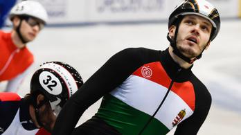 Visszavonul Knoch Viktor, olimpiai aranyérmes korcsolyázó