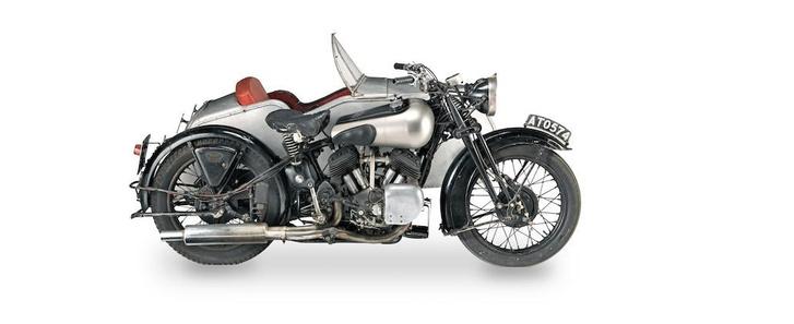 1924 Brough Superior 980cc SS80
