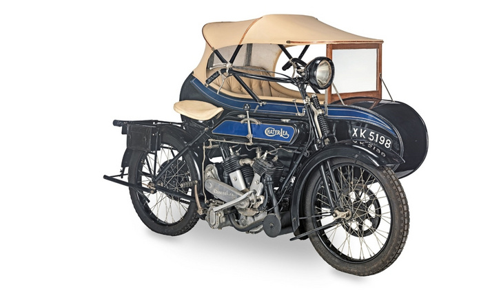 1922 Chater Lea 885cc 8hp Combination