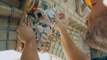 Videó: itt tart most az Olof Palme Ház rekonstrukciója