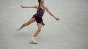 A korcsolyapengével vágta meg riválisát edzés közben a vb-n, de tisztázták