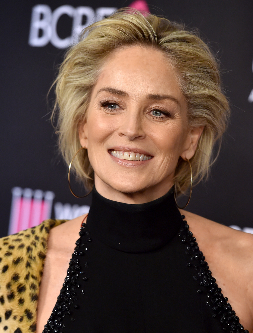 sharon stone axelle bauer-griffin getty