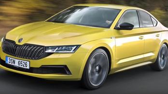Már az idén jön az új Škoda Octavia