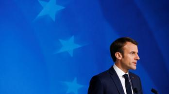 Macron a Fidesz felfüggesztéséről: A törzsi logika győzedelmeskedett az elvek felett