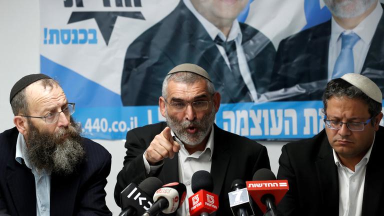 Kizártak egy zsidó fajvédőt az izraeli választásról