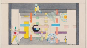 Bauhaus-kiállítás nyílik a Nemzeti Galériában