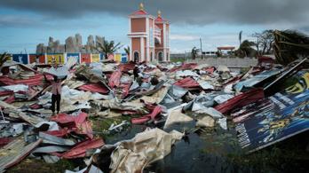 Idai ciklon: 417 halott, 1528 sérült Mozambikban