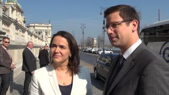 Novák Katalin a Néppártról: Szétköltöztünk, de még nem váltunk el