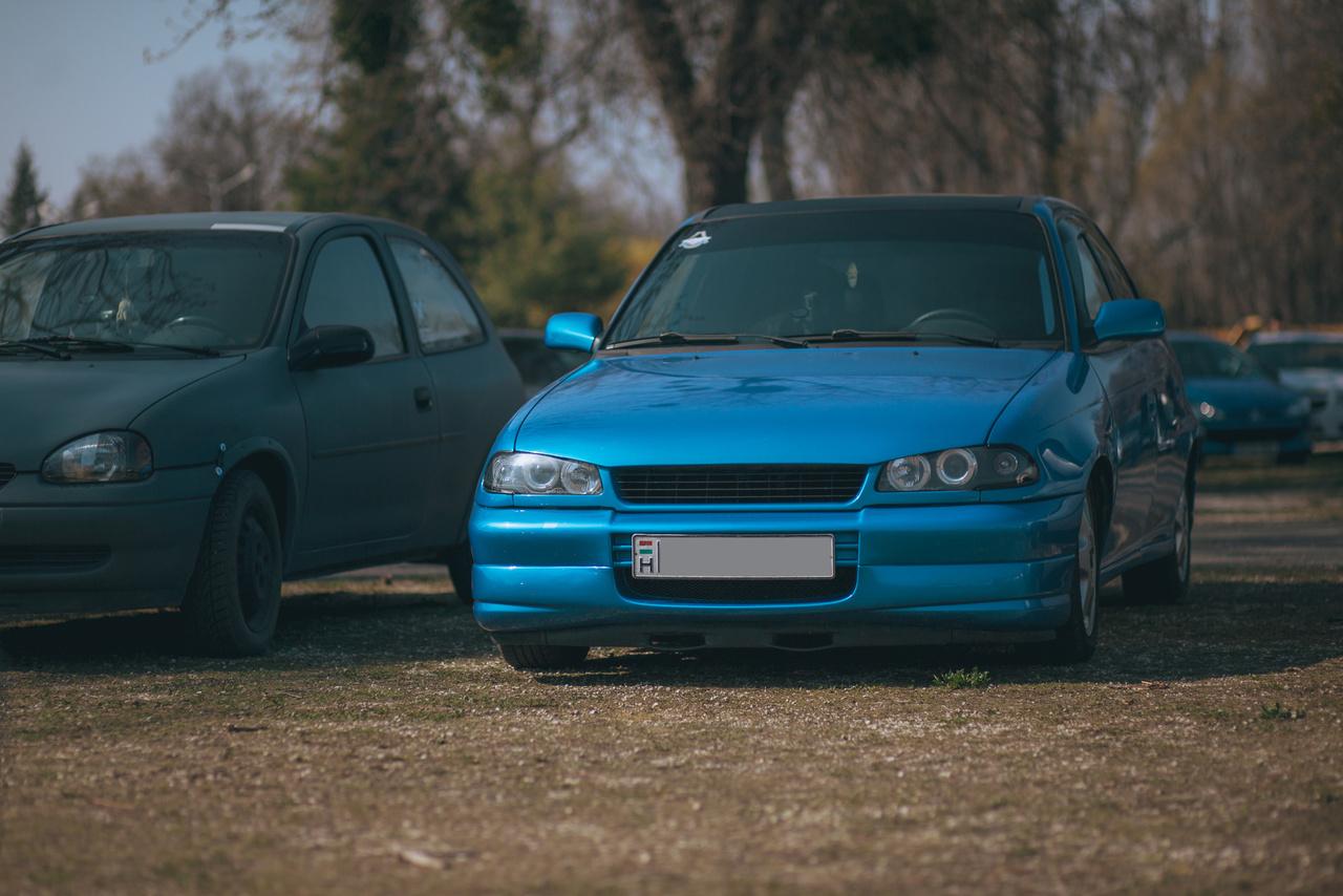 A rendszerváltás Magyarországának Ford A-Modellje a kispénzű tunerek  nagy kedvence. Mondjuk a GSI kifejezetten jó alap.