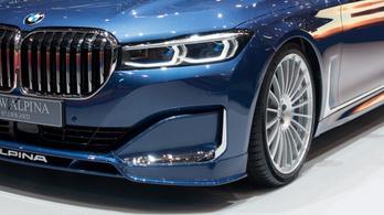 Így kéne kinéznie a 7-es BMW-nek?