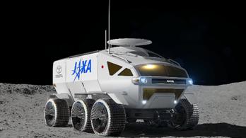 Kiderültek a részletek a Toyota holdjárójáról