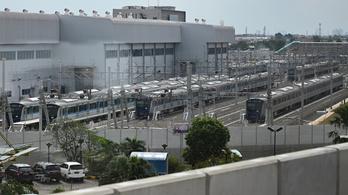 Metró enyhítheti a legrosszabb közlekedésű ázsiai város életét