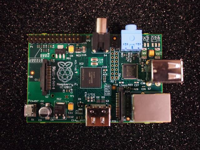 Raspberry-Pi-computer