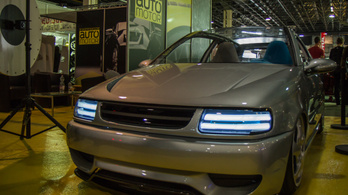 A jövő autója egy 94-es Polo