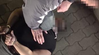 Nem csak árulták, rabolták is a drogot a budapesti dílerek