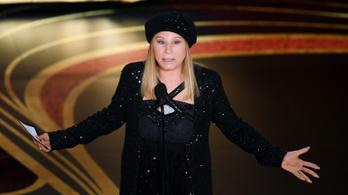 Barbra Streisand nem is úgy gondolta, hogy oké molesztálni