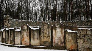 Egy lábszárcsont és Varsó szétdúlt zsidótemetője
