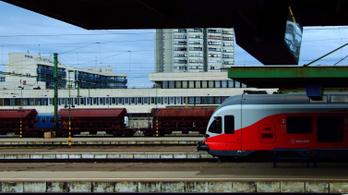 Bozóttüzek miatt leállították a vonatközlekedést Cegléd és Szolnok között
