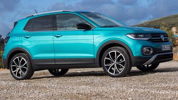 Bemutató: Volkswagen T-Cross - 2019.