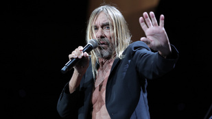 Újra Magyarországra jön Iggy Pop