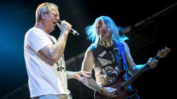 Ismét Budapesten koncertezik a Deep Purple