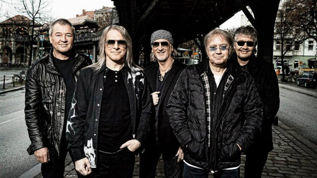 Decemberben visszatér Budapestre a Deep Purple