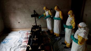 Már több mint hatszáz halottja van a kongói ebolajárványnak