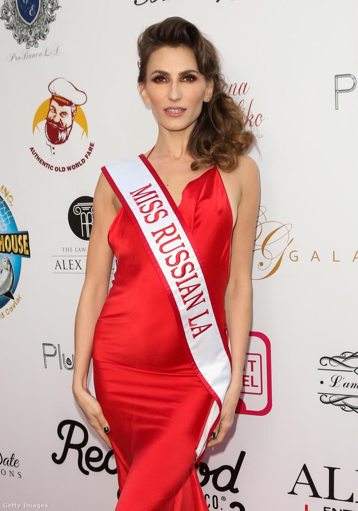 Nyolcadik alkalommal rendezték meg Hollywoodban az ott élő orosz származású nők szépségversenyét, a Miss Russian LA nevű eseményt vasárnap