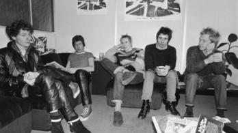 Nincs menekvés: film készül a Sex Pistolsról is