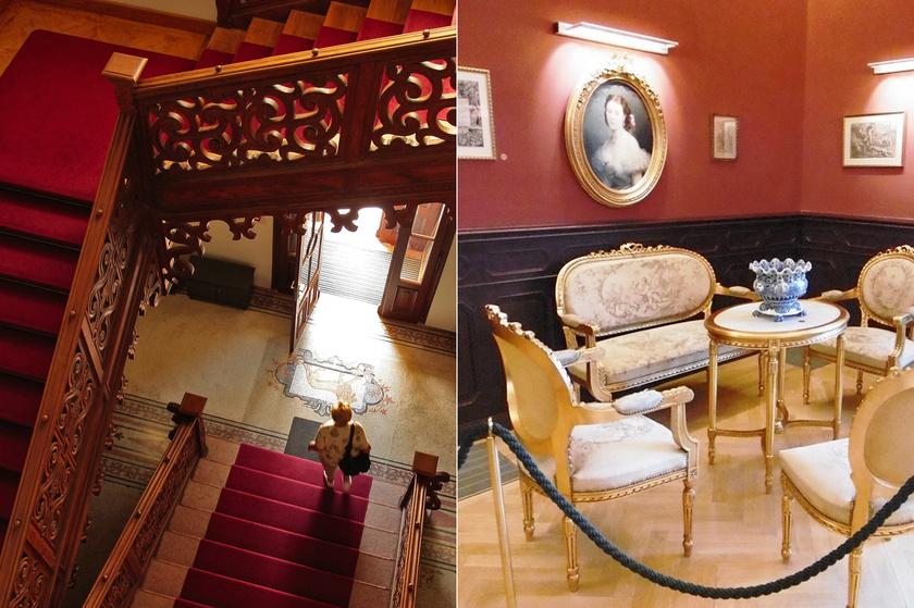 tiszadob-andrássy-kastély-belső-tere