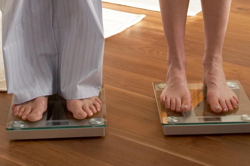 6 kiló pluszt jelent a párkapcsolat - Ezért híznak a boldog párok a kutatás szerint