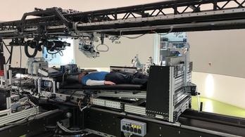 Mesterséges gravitációt tesztelnek az űrhivatalok