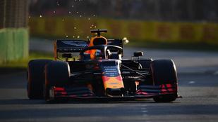 A Honda vérszemet kapott Verstappen ausztrál teljesítményétől