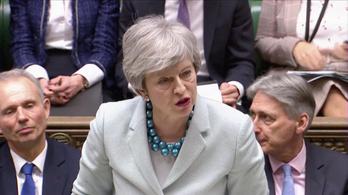 May: Nincs meg a többség a brexitmegállapodás mögött, egyelőre nincs új szavazás