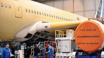 Kína 300 Airbust vesz, több tízmilliárd eurós üzletet kötöttek a franciákkal